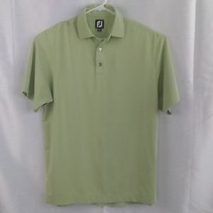 Foot Joy Polo Size Medium Striped